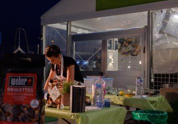 Notte verde a Leroy Merlin e le ricette