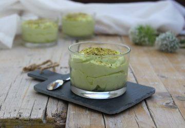 Crema di mascarpone al pistacchio