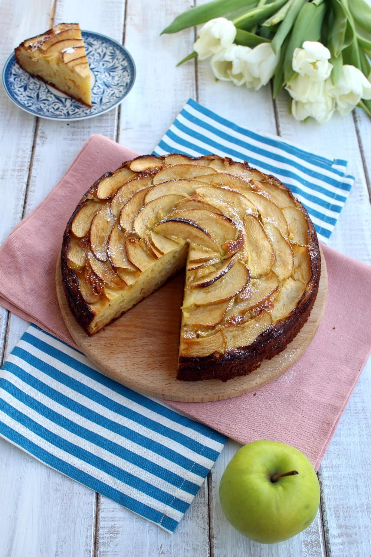 Torta Fior di mela