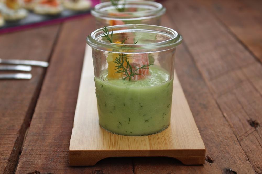 Smoothie salata al sedano