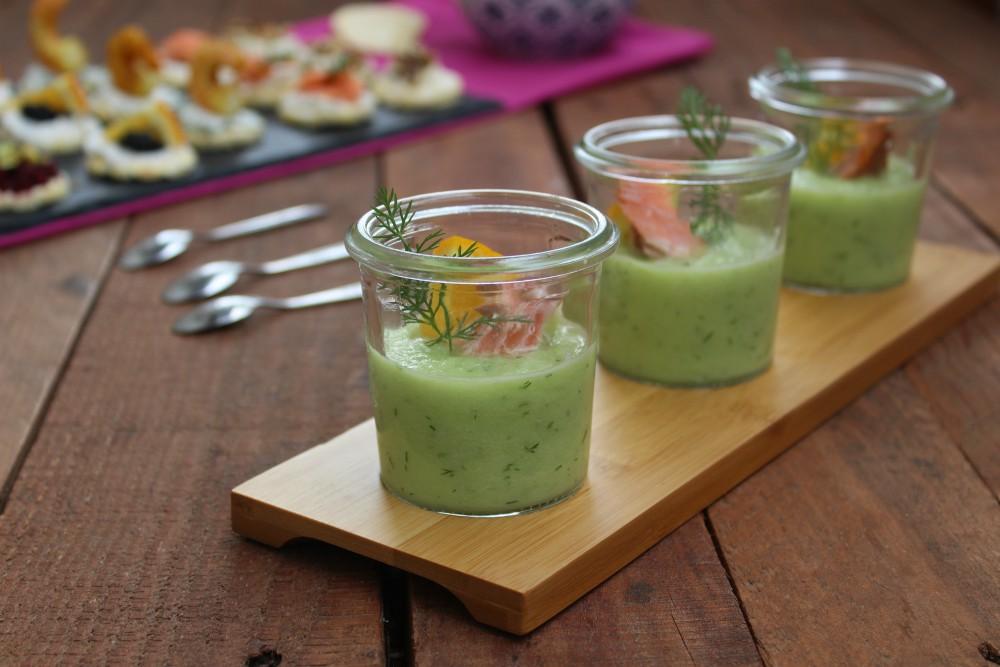 Smoothie salato al sedano