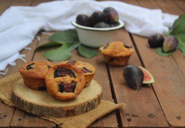 Muffin ai fichi SENZA BURRO