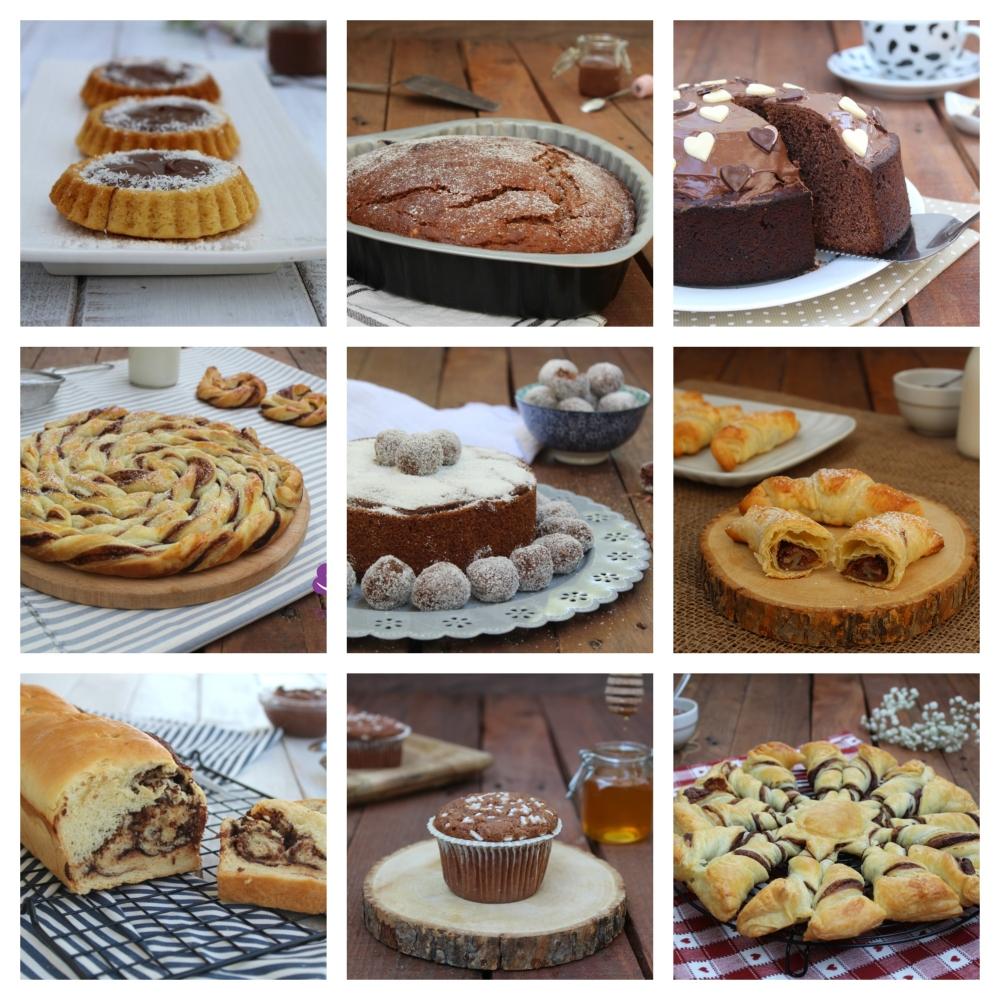 Ricette dolci con la nutella cibo che passione for Ricette cibo