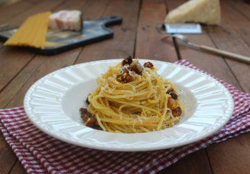 Spaghetti alla carbonara, ricetta classica