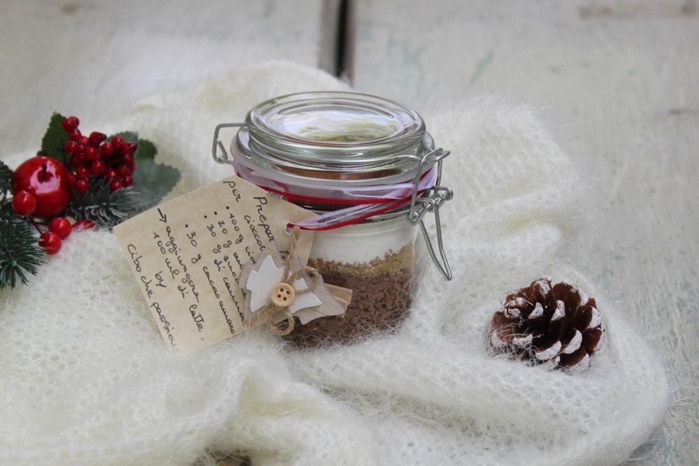 Come Fare Dei Regali Di Natale Fai Da Te.Regali Di Natale Fai Da Te Preparato Per Cioccolata Calda Cibo