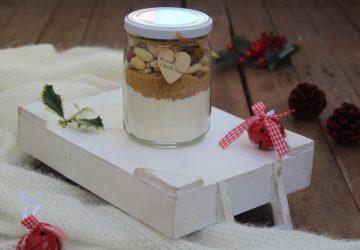 Idea regalo: preparato per biscotti con frutta secca