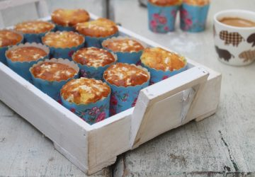 Mini muffin all'arancia