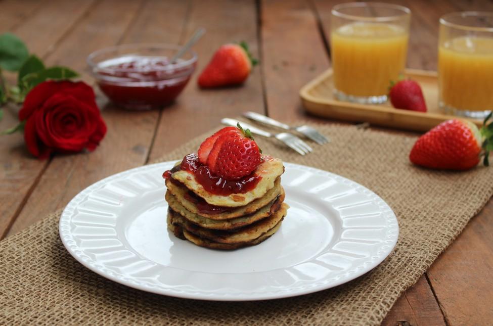Pancake dolci ricetta base