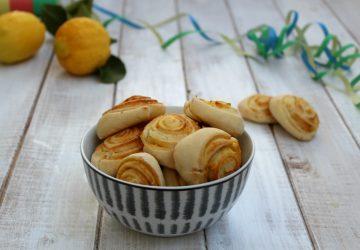 Limoncini fatti al forno