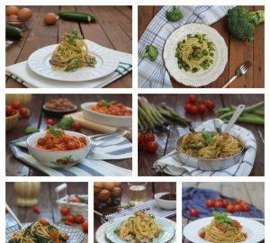 10 ricette di spaghetti