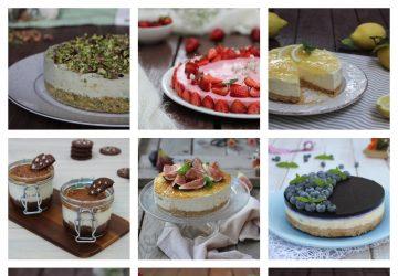 Cheesecake per tutti i gusti