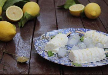 Gelato furbo al limone
