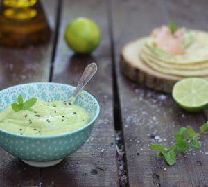 Maionese veg all'avocado