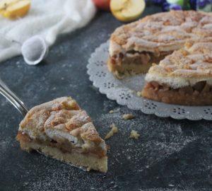 Szarlotka, torta di mele polacca