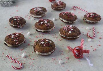 Dolcetti di cookies natalizi