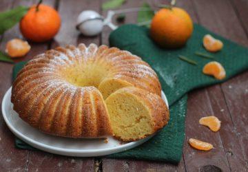 Ciambella con mandarini SENZA LATTOSIO
